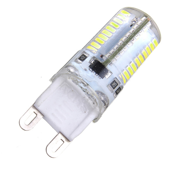 dimmable g9 3w white warm white 3014smd led bulb silicone 110 120v alex nld. Black Bedroom Furniture Sets. Home Design Ideas