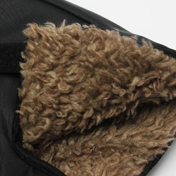 Waterproof Motorcycle Winter Warm Protective Thermal Handle Bar Gloves