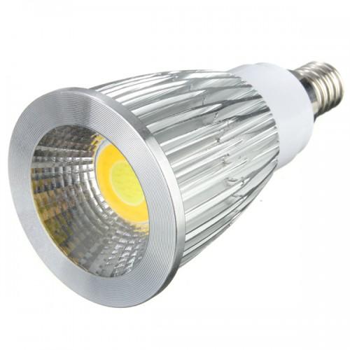 E27/GU10/E14/B22 8W COB LED Dimmable Downlight Bulbs ...