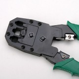 OUBAO Network Crimper Stripper Pliers Tools RJ45 RJ11 RJ12 Cable