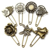 Pins & Brooches