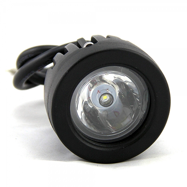 10w Cree Led Ip67 Round Spot Work Light For 4wd Ute Off