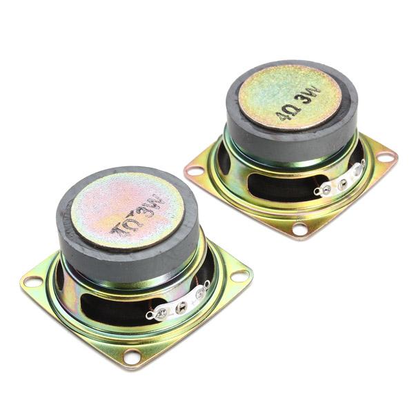 DIY Mini Amplifier Speaker Kit Transparent Speaker ...