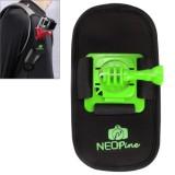 Fashionable 360 Degree Rotation Diving Material Camera Belt / Shoulder Harness for GoPro HERO4 /3+ /3 /2 /1,Xiaomi Yi,SJCAM SJ6000 / SJ5000 / SJ5000 WIFI / SJ4000 Sport Camera (Green)