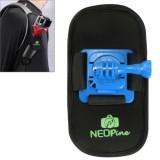 Fashionable 360 Degree Rotation Diving Material Camera Belt / Shoulder Harness for GoPro HERO4 /3+ /3 /2 /1,Xiaomi Yi,SJCAM SJ6000 / SJ5000 / SJ5000 WIFI / SJ4000 Sport Camera (Blue)