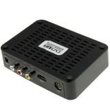 MINI HD DVB T2 Terrestrial Receiver DVB-T2 MPEG4 H.264 Support USB / HDMI Mini Set Top Box