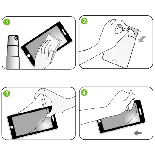 ENKAY HD Screen Protector for 13 inch 16:10 Lenovo / HP / Dell / Acer Laptop