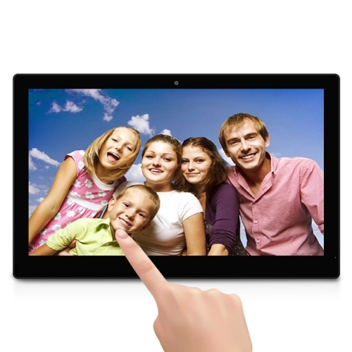 185 Inch Lcd Hd Touch Screen Android 44 Digital Picture Frame With