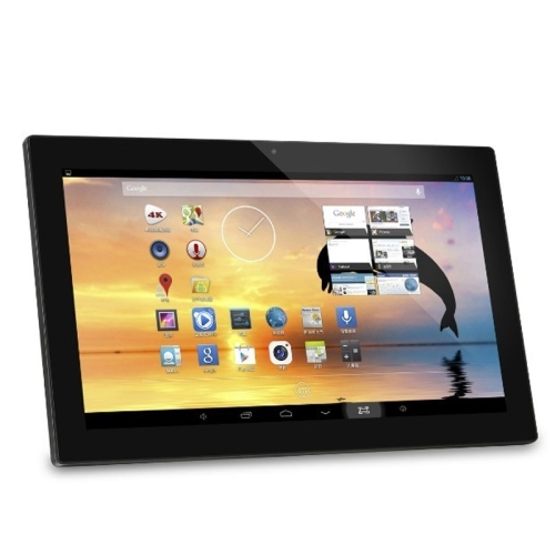 18.5 inch LCD HD Touch Screen Android 4.4 Digital Picture Frame with ...
