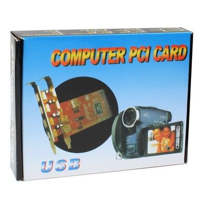 Via vt6202 usb chipset