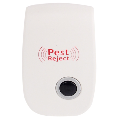 EU plug Ultrasonic Electronic Cockroach Mosquito Pest Repeller