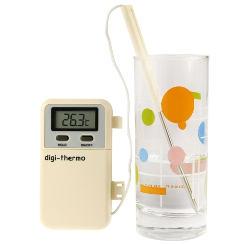 HT-2 LCD Digital Food Thermometer, Temperature Ranger: -50 to 300 Degree Celsius