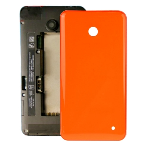new arrival 1a628 1bc03 High Quality Housing Battery Back Cover + Side Buttom Replacement for Nokia  Lumia 635 (Orange)