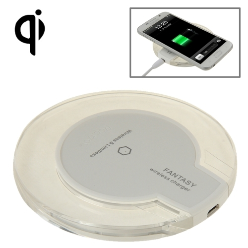 fantasy wireless charger for all qi standard compatible devices samsung galaxy s5 s4 note 4. Black Bedroom Furniture Sets. Home Design Ideas