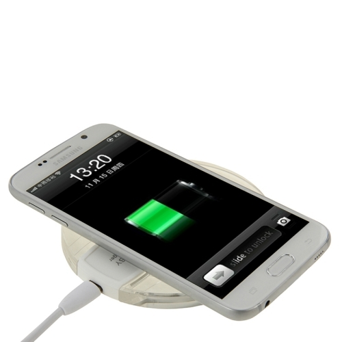 Crystal Fantasy Wireless Fast Charger Universal QI