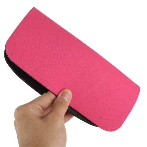 Cloth Gel Wrist Rest Mouse Pad Magenta Alexnld Com