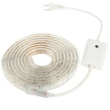 Casing Waterproof RGB LED 5050 SMD Rope Light for Christmas, 60 LED/M, Length: 3m