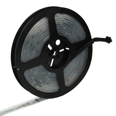 Casing Waterproof RGB LED 5050 SMD Rope Light, 30 LED/M, Length: 5M