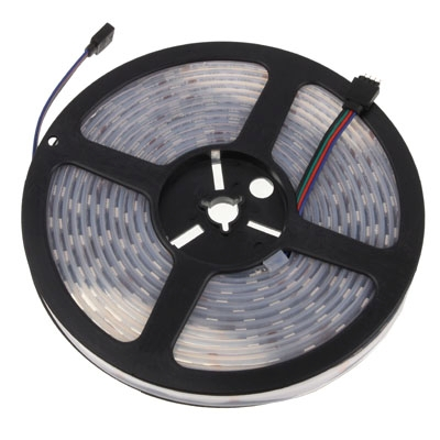 Casing Waterproof RGB LED 5050 SMD Rope Light, 60 LED/M, Length: 5M