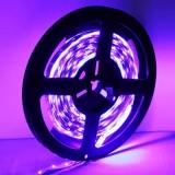 Bare Board RGB LED 3528 SMD Rope Light, 60 LED/M, Length: 5M