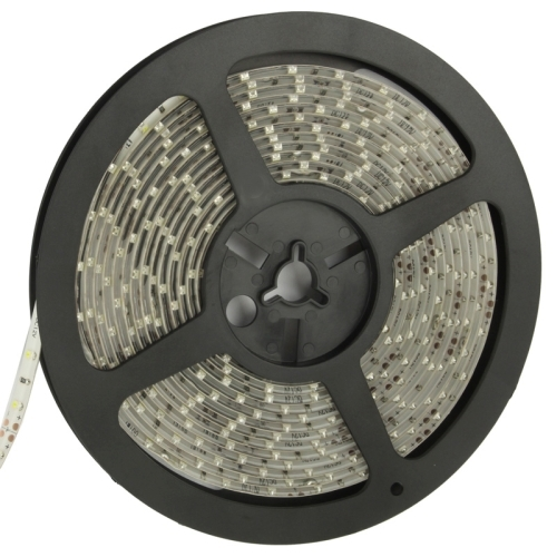 Epoxy Waterproof White LED 3528 SMD Rope Light, 60 LED/M, Length: 5M