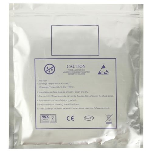 Epoxy Waterproof White LED 3528 SMD Rope Light, 120 LED/M, Length: 5M