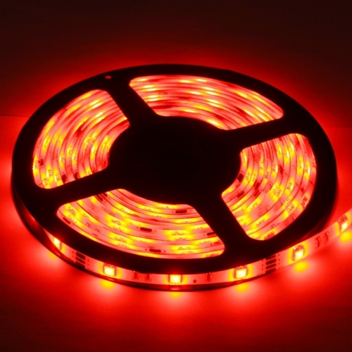 Epoxy Waterproof Red LED 5050 SMD Rope Light, 30 LED/M, Length: 5M