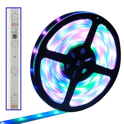 Casing Waterproof Full Color LED 5050 SMD Rope Light, 30 LED/M, Length: 5M