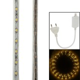 Casing Waterproof Casing Warm White LED Rope Light , Length: 1M