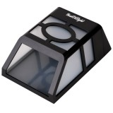 YouOKLight Outdoor High Power 0.2W 2 LED Warm White Light Solar Lantern Light Fence Lamp Solar Wall Mounted Light