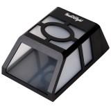 YouOKLight Outdoor High Power 0.2W 2 LED White Light Solar Lantern Light Fence Lamp Solar Wall Mounted Light