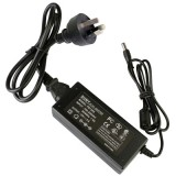 AU Plug 12V 5A 60W AC Power Supply Unit with 5.5mm DC Plug for LCD Monitors Cord, Output Tips: 5.5×2.5mm