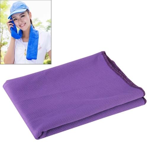 Sports Towel Sweat: Quick Dry Lightweight Active Sport Sweat Towel (Purple