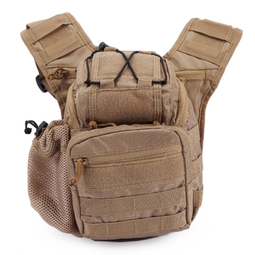 Waist Packs Tactical Military Molle Shoulder Bag / Outdoor Sports Camping Hiking Multifunctional Camera Bag