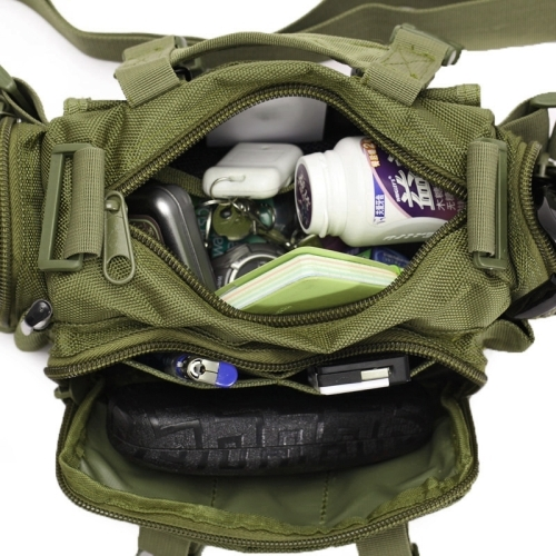 Outdoor Gear Military Tactical Molle Waist Pack Belt Bag ...