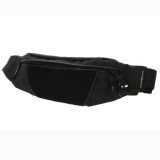 Multifunctional Outdoor Sports Running Waist Pack for Men As Fanny Pack Bum Bag Hip Money Belt (Black)