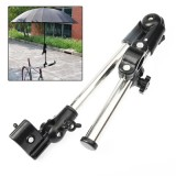 Bicycle Bike Wheelchair Stroller Chair Umbrella Connector Holder Mount Stand