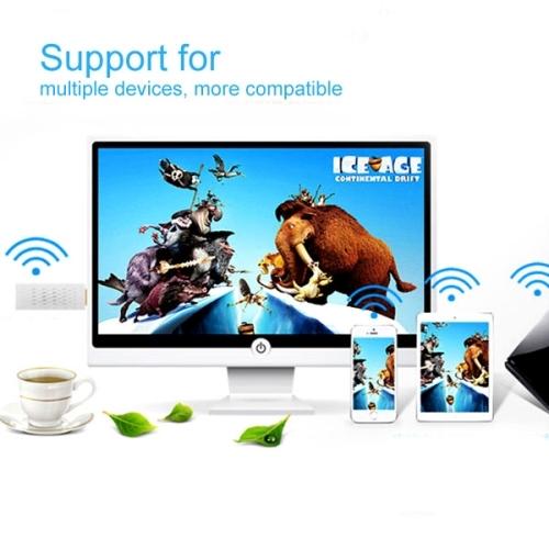 Dual Band 2.4GHz / 5GHz Wifi HDMI Miracast DLNA Display ...