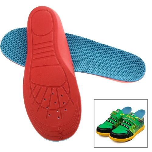 1 Pair Children EVA Orthopedic Arch Support Shoe Pads Sports Running Insoles, Size: 23cm x 8cm ...