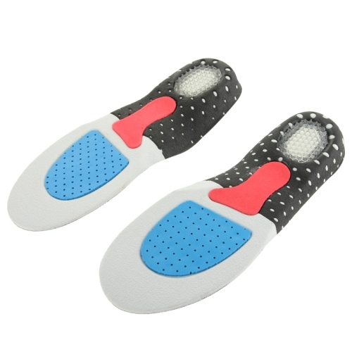 1 Pair Orthotic Arch Support Shoe Pads Sports Running Insoles, Size: 26cm x 9cm