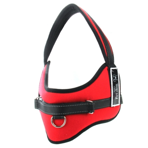 Soft Thicken Pet Chest Suspenders Dog Traction Rope, Size ...