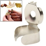Creative Kitchen Multi-functional Health Plane Garlic Apparatus Stainless Steel