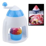 Ice Candy Crusher Shaver Snow Cone Maker Manual Machine
