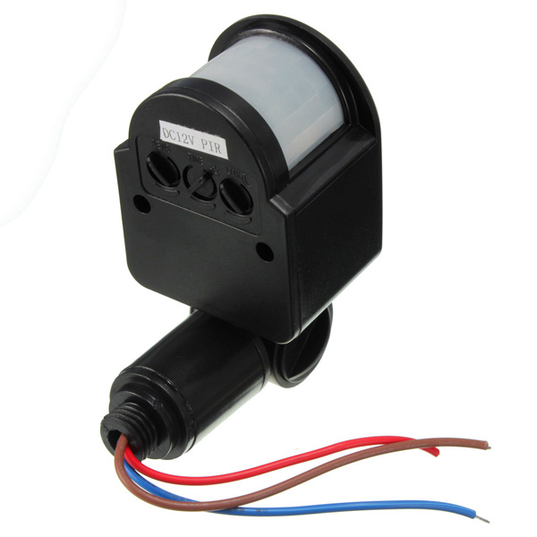 180 Degree Human Infrared Sensor Switch Light Sensor