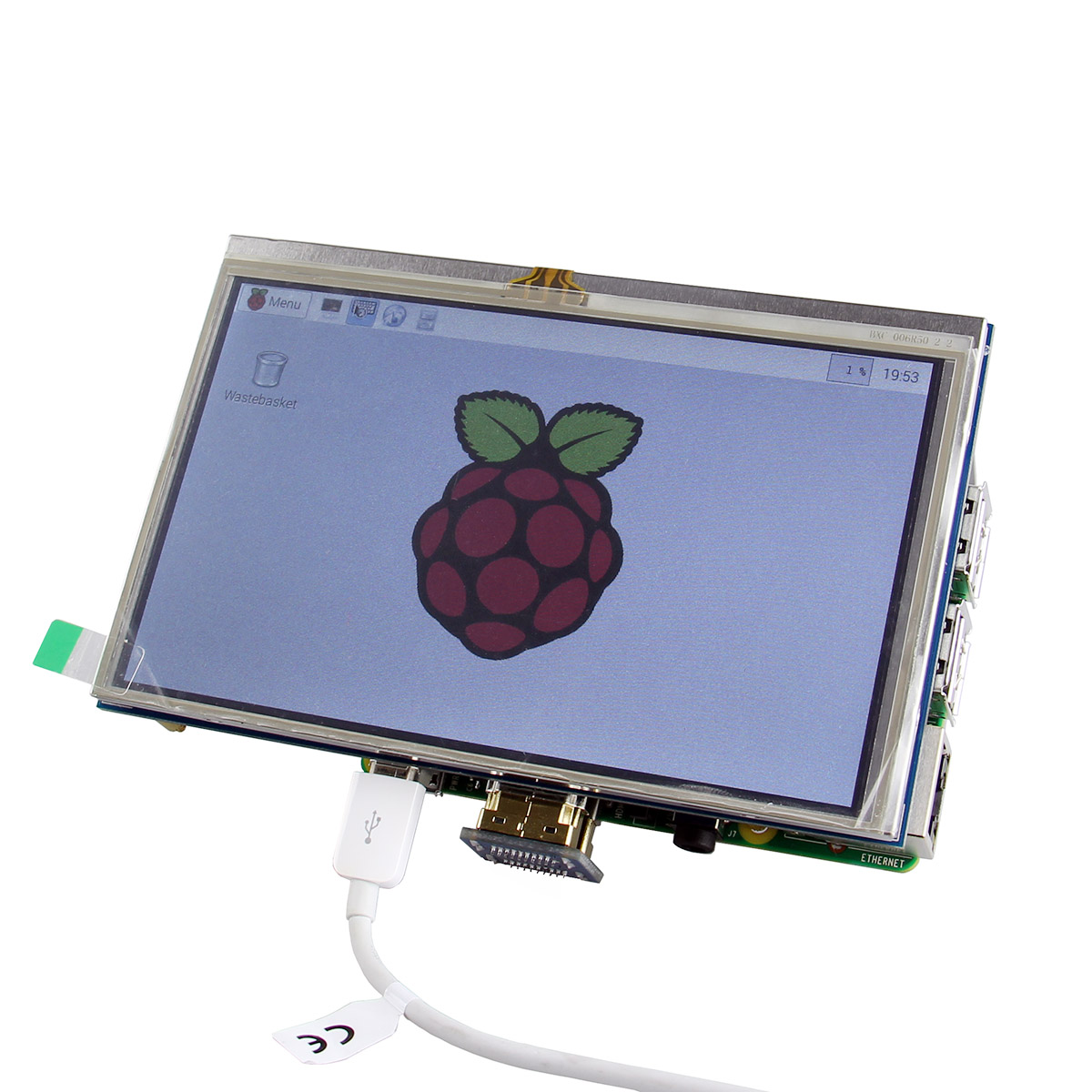 5 inch hdmi tft lcd touch screen for raspberry pi 2 model b b a b alex nld. Black Bedroom Furniture Sets. Home Design Ideas