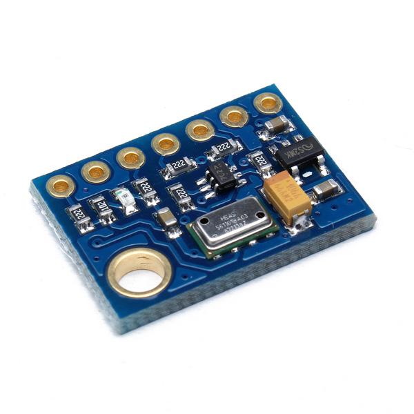 SPI Communication, SYEX 5pcs//lot GY-63 MS5611 High-resolution Atmospheric Height Sensor Module IIC