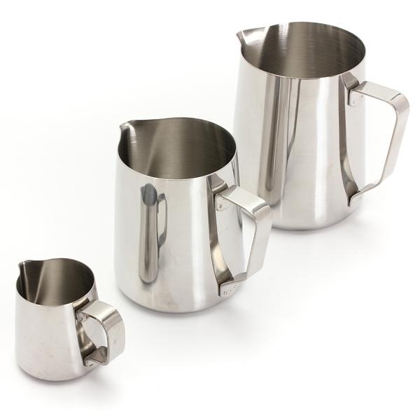 Stainless Steel Lathe Coffee Milk Pitcher Frothing Jug Sku1990731 Jpg Sku1990732 Sku1990733
