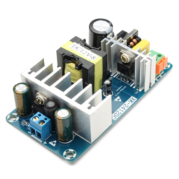 6A To 8A 12V Switching Power Supply Board AC-DC Power Module