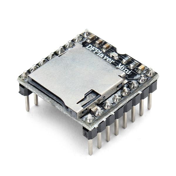 Dfplayer mini mp player module for arduino alexnld