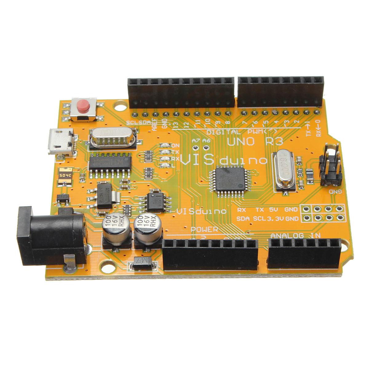 Uno r atmega p ch micro mini usb board compatible